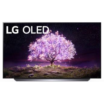 """LG C1PU 48"""" Class HDR 4K UHD Smart OLED TV"""