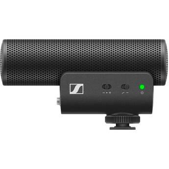 Sennheiser MKE 400 Camera-Mount Shotgun Microphone (2nd Generation)