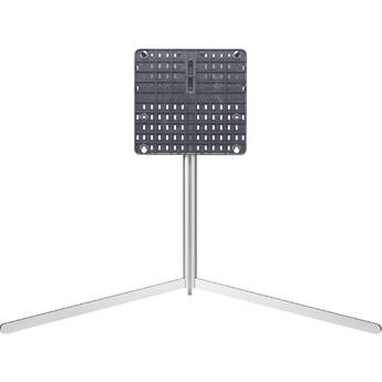LG Gallery Floor Stand for Select TVs (Silver)