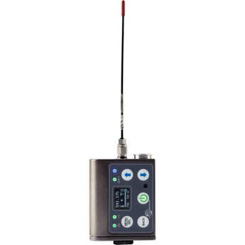 Lectrosonics DBSM Single-Battery Digital Wireless Bodypack Transmitter/Recorder (A1-B1: 470.100 to 607.950 MHz)