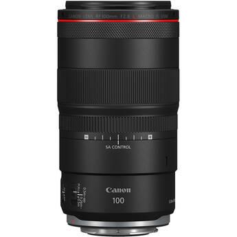 Canon RF 100mm f/2.8L Macro IS USM Lens