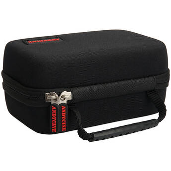 """ANDYCINE Zippered Carry Case with EVA Foam for 5 to 5.7"""" Monitors (Black)"""