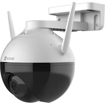 Ezviz C8C 1080p Outdoor Pan/Tilt Wi-Fi Network Security Camera with Night Vision & 4mm Lens