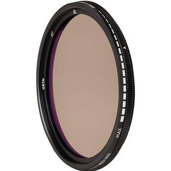 Urth ND2-400 (1-8.6 Stop) Variable ND Lens Filter (67mm)