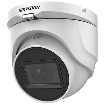 Hikvision TurboHD DS-2CE76H0T-ITMF 5MP Outdoor HD-TVI Turret Camera with Night Vision & 2.8mm Lens
