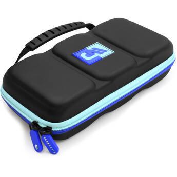 Casematix Case for Nintendo Switch Lite (Blue/Green)