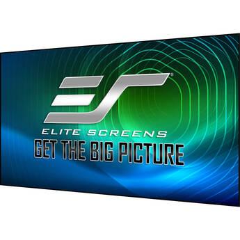 "Elite Screens Aeon 115"" Diag. 16:9 Fixed Frame Projector Screen (CLR3)"