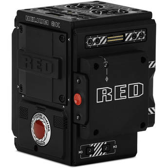 RED DIGITAL CINEMA DSMC2 BRAIN with HELIUM 8K S35 Sensor (Battle-Tested)