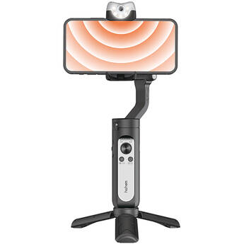Hohem iSteady V2 AI Smartphone Gimbal with Built-In LED Light (Black)