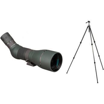 Vortex Razor HD 27-60x85 Spotting Scope Kit (Angled Viewing)