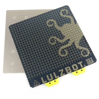 LulzBot OctoGrab Magnetic Bed Upgrade