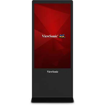 "ViewSonic EP5542 55"" Class 4K UHD Smart IPS LED Kiosk"