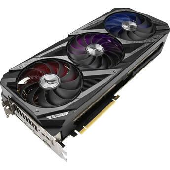 ASUS GeForce RTX 3080 Ti Republic of Gamers Strix OC Graphics Card
