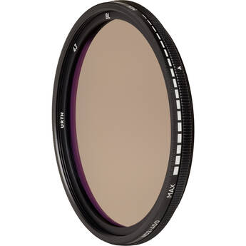 Urth ND2-400 (1-8.6 Stop) Variable ND Lens Filter (43mm)