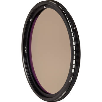 Urth ND2-400 (1-8.6 Stop) Variable ND Lens Filter (58mm)