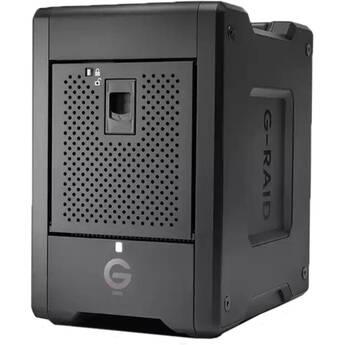 SanDisk Professional G-RAID Shuttle SSD 32TB 8-Bay Thunderbolt 3 RAID Array (8 x 4TB)