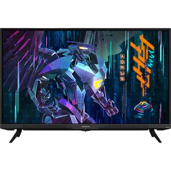 """Gigabyte AORUS FV43U 43"""" 16:9 4K Quantum Dot 144 Hz HDR VA Gaming Monitor"""