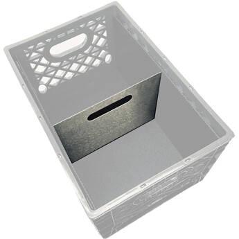 SIDIO Liner and Divider Set for 24-Quart Milk Crate