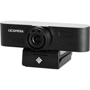 i3 Technologies I3Camera 1080P Full HD 120-Degree Camera with 19.7' Omnidirectional Mic