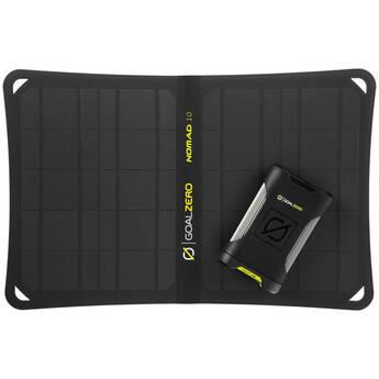 GOAL ZERO Venture 35 Solar Kit with Nomad 10