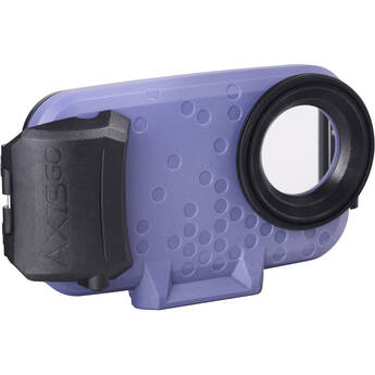 AquaTech AxisGO 12 Pro Max Water Housing for iPhone (Astral Purple)