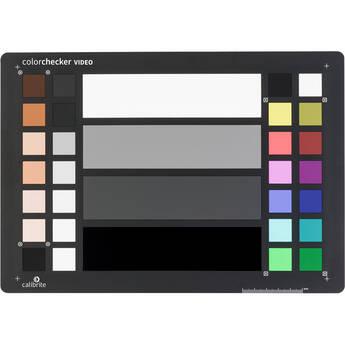Calibrite ColorChecker Video