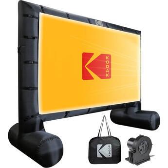 Kodak 17' Inflatable Projector Screen