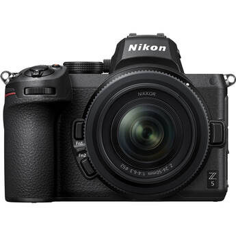 Nikon Z 5 Mirrorless Digital Camera with 24-50mm Lens (Refurbished by Nikon USA)