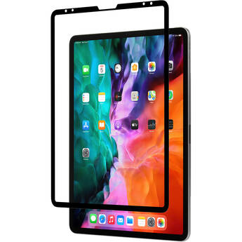 """Moshi iVisor AG Screen Protector for iPad Pro 12.9"""" (3rd, 4th  & 5th Gen, Black)"""
