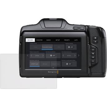 Vello Screen Protector Ultra for Blackmagic Pocket Cinema Camera 6K Pro