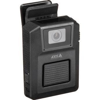 Axis Communications W100 1080p Body-Worn Camera