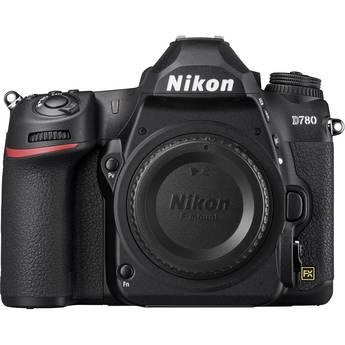 Nikon D780 DSLR Camera (Body Only, Refurbished by Nikon USA)