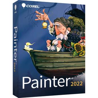 Corel Painter 2022 (Boxed/Download, Education Edition)