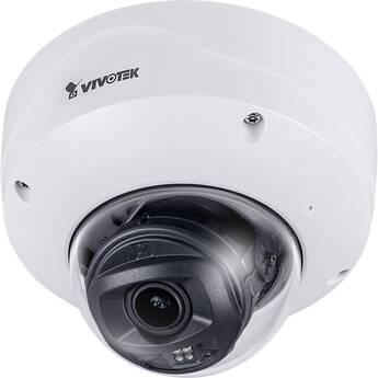 Vivotek V Series FD9167-HT-V2 2MP Network Dome Camera with Night Vision & 2.7-13.5mm Lens