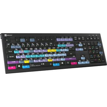LogicKeyboard Davinci Resolve 17 PC Astra 2 (US)