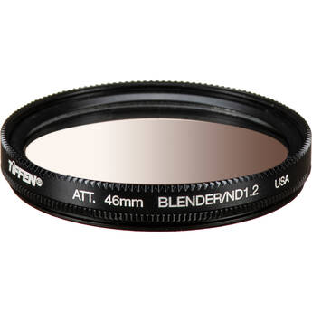 Tiffen 46mm Graduated Neutral Density Attenuator/Blender 1.2 Filter (4-Stop)