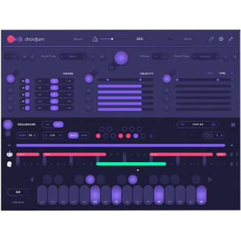 Audiomodern Chord Building Progression Pattern Software
