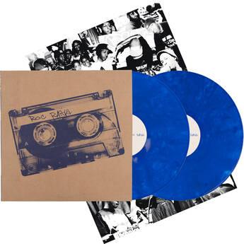 Serato Roc Raida In Memoriam Serato Control Vinyl (Pair, Royal Blue)