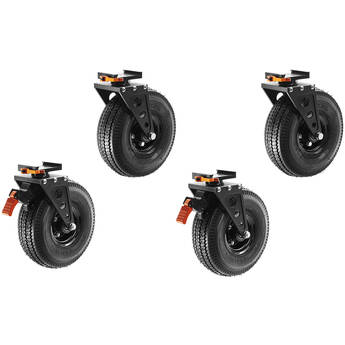 """Inovativ 10"""" EVO Wheel System for Voyager, Apollo, and Scout (Set of 4)"""