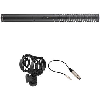 Rode NTG-2 Condenser Shotgun Microphone Kit
