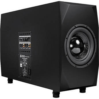 "Adam Professional Audio Sub20 - 2 x 200W, 2 x 10"" Active Bass Reflex Subwoofer"