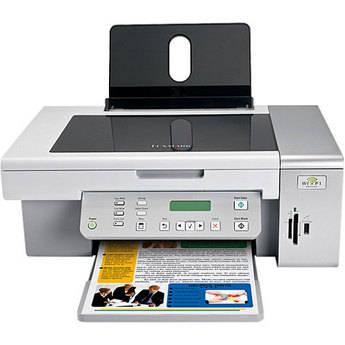 lexmark x4550 manual