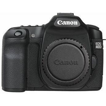 Canon EOS 40D SLR Digital Camera (Camera Body)