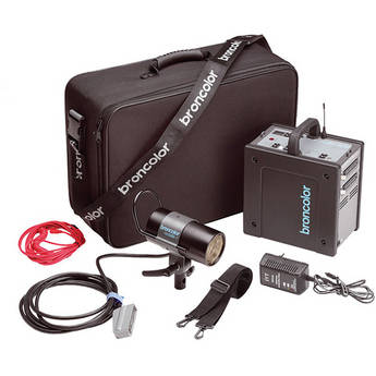 Broncolor Mobil A2R Battery Operated Travel Kit