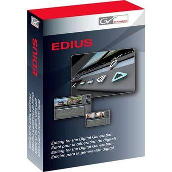 Grass Valley EDIUS 5 Video Editing Software