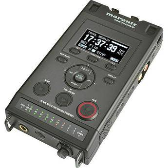 Marantz PMD661 Professional Portable Flash Field Recorder
