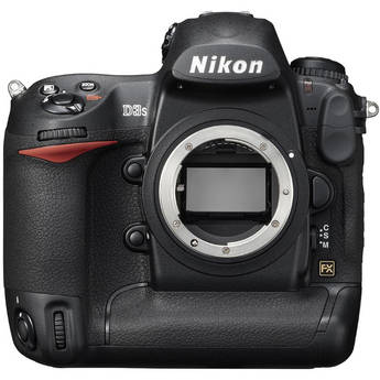 Nikon D3S Digital SLR Camera (Body Only)