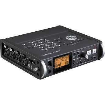 Tascam DR-680 8-Track Portable Field Audio Recorder
