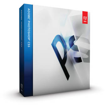Adobe Photoshop CS5 Software for Mac