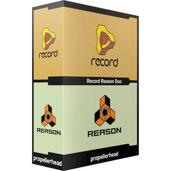 Propellerhead Software Record Reason Duo Student/Teacher - Software Bundle (Academic)